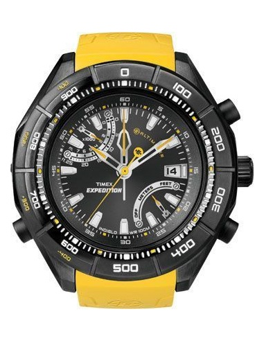 Ceas barbatesc Timex E-Altimeter Expedition T49796 T2N730