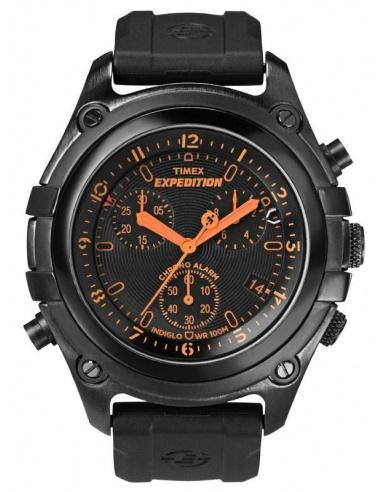 Ceas barbatesc Timex Expedtion Chrono Alarm T49746