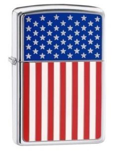 Bricheta Zippo American Flag 1 28827