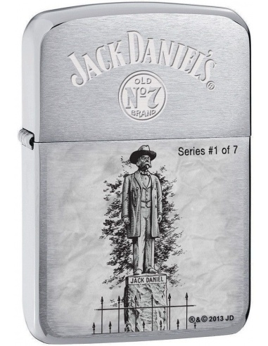 Bricheta Zippo Jack Daniels-Scenes From Lynchburg 1 28736