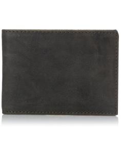 Portofel barbatesc negru Fossil Anderson ML3710001
