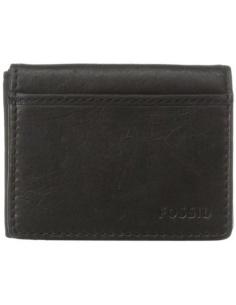 Portofel barbatesc negru Fossil Ingram Execufold ML3255001