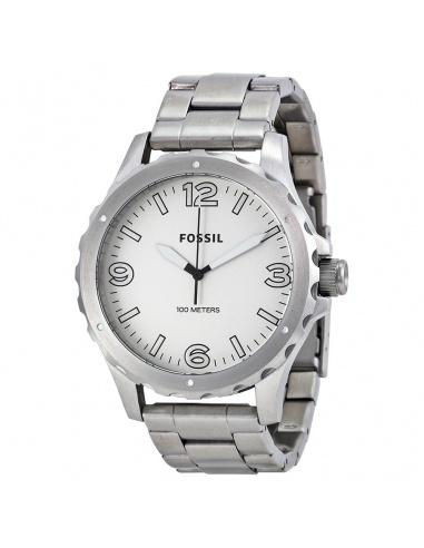 Ceas barbatesc Fossil Nate Three-Hand JR1456