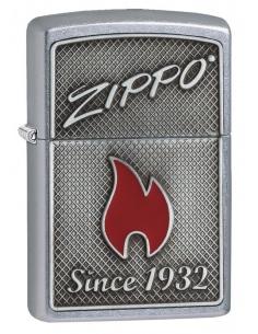 Bricheta Zippo 29650 Red Flame Since 1932