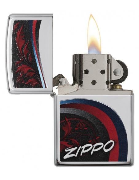 Bricheta Zippo 29415 Satin and Ribbons