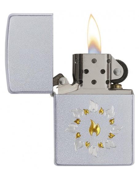 Bricheta Zippo 21192 Ring Of Fire