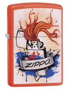 Bricheta Zippo 29605 Splash Lighter