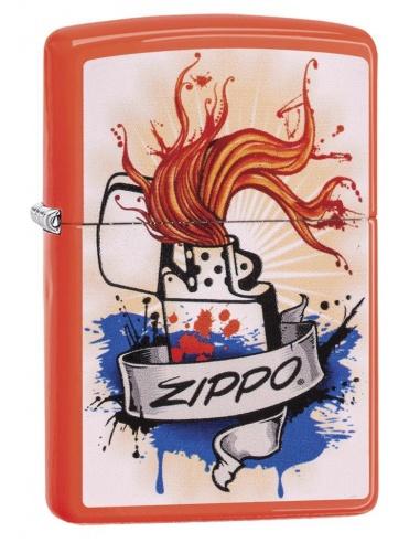 Bricheta Zippo 29605 Splash Lighter