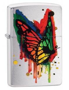 Bricheta Zippo 29392 Butterfly
