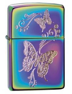Bricheta Zippo 28442 Butterfly Spectrum