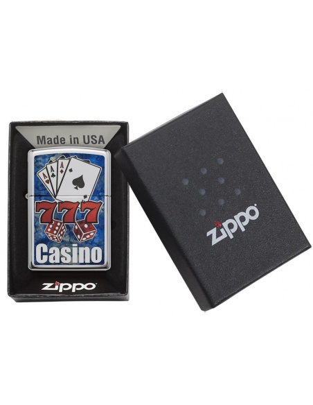 Bricheta Zippo 29633 Fusion Casino