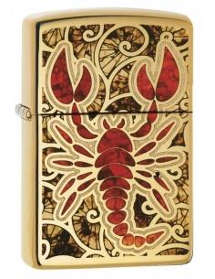 Bricheta Zippo 29096 Scorpion Shell