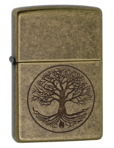 Bricheta Zippo 29149 Tree of Life