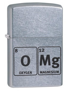 Bricheta Zippo 29062 OMG-Element Table