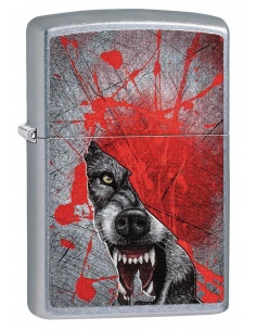 Bricheta Zippo 29344 Wolf Grunge