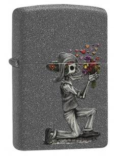Bricheta Zippo 28987 Day Of Dead Skulls