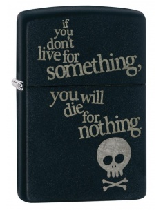 Bricheta Zippo 29091 Live for Something