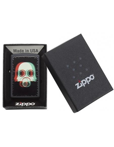 Bricheta Zippo 29417 Gas Mask