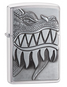 Bricheta Zippo 28969 Fire Breathing Dragon