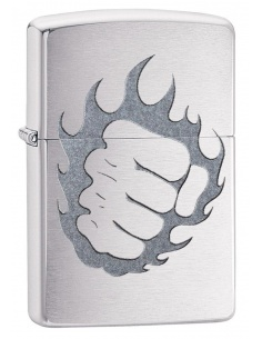 Bricheta Zippo 29428 Fire and Fist