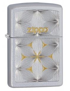 Bricheta Zippo 29411 Flowers Design