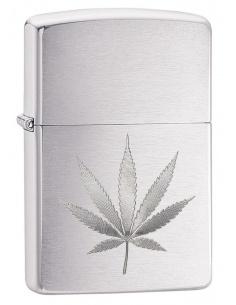 Bricheta Zippo 29587 Marijuana Weed Leaf