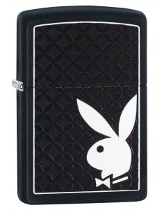 Bricheta Zippo 29578 Playboy Bunny Logo