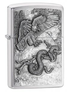 Bricheta Zippo 29637 Eagle vs. Snake