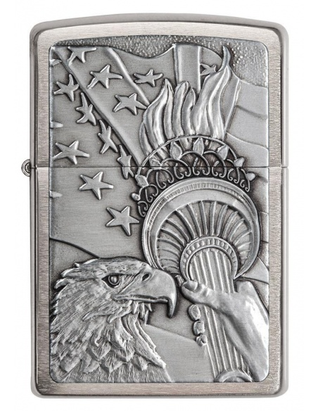 Bricheta Zippo 20895 Something Patriotic