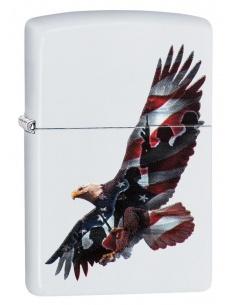 Bricheta Zippo 29418 Patriotic Soaring Eagle