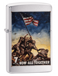 Bricheta Zippo 29596 US Marine Corps