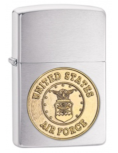 Bricheta Zippo 280AFC US Air Force Crest