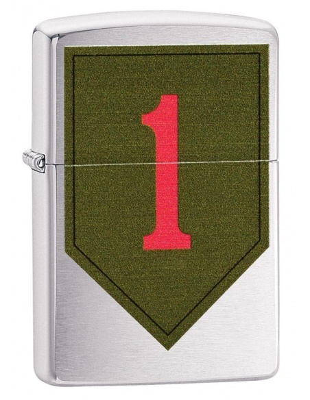 Bricheta Zippo 29182 US Army 1st Infantry