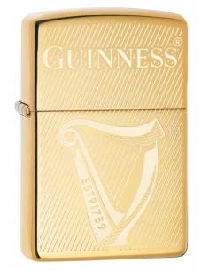 Bricheta Zippo 29651 Guinness Beer