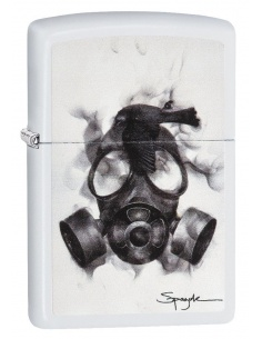 Bricheta Zippo 29646 Spazuk Gas Mask With Bird