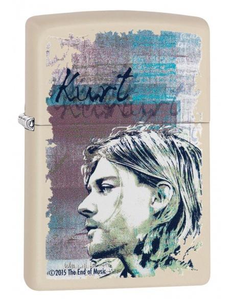 Bricheta Zippo 29051 Kurt Cobain