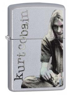 Bricheta Zippo 29052 Kurt Cobain