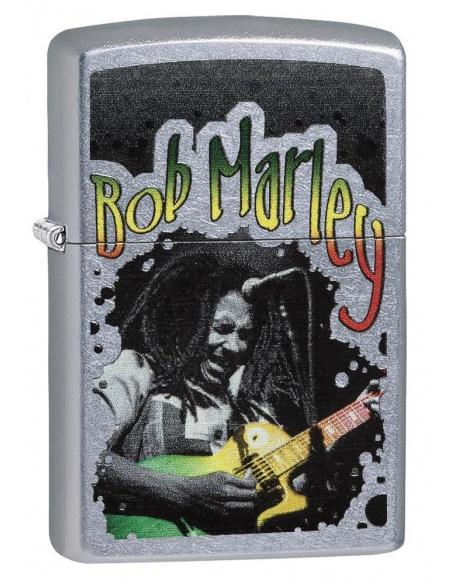 Bricheta Zippo 29307 Bob Marley Reggae Vibes