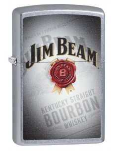 Bricheta Zippo 29571 Jim Beam Kentucky Bourbon Whiskey