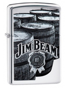 Bricheta Zippo 29324 Jim Beam Barrels