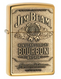 Bricheta Zippo 254BJB.929 Jim Beam Label