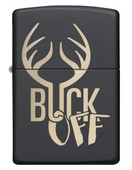 Bricheta Zippo 29607 Buck Off