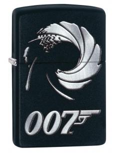 Bricheta Zippo 29566 James Bond 007