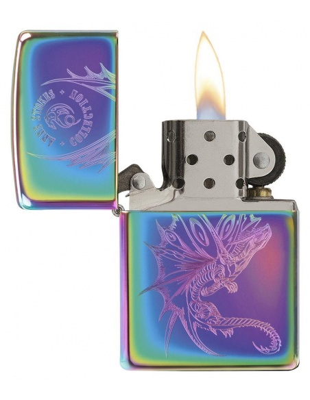 Bricheta Zippo 29586 Anne Stokes Dragon
