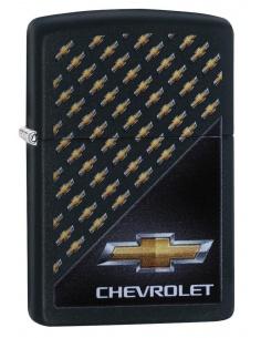 Bricheta Zippo 29580 Chevrolet Bowtie Logo