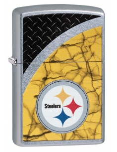 Bricheta Zippo 29375 Pittsburgh Steelers NFL