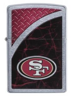 Bricheta Zippo 29377 San Francisco 49ers NFL