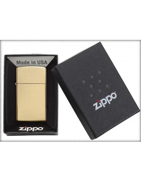 Bricheta Zippo 1654B High Polish Brass