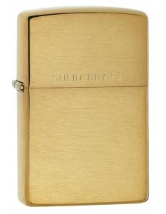 Bricheta Zippo 204 Brushed Brass