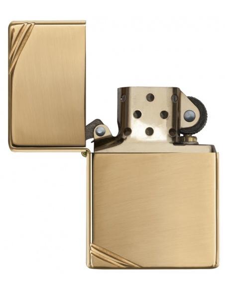Bricheta Zippo 270 Vintage High Polish Brass